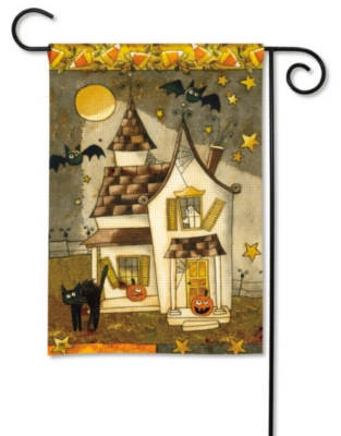Spooky Halloween - Garden Flag by Magnet Works