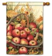 Apple Picking - Standard Flag by Magnet Works