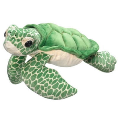 "Green Sea Turtle - 29"" Turtle by Wildlife Artists"