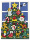 Christmas Tree - 13pc Chunky Wood Puzzle By Melissa & Doug