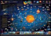 Children's Solar System, 24&quot; x 36&quot; - 500pc Jigsaw Puzzle