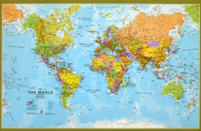 World Map Floor Puzzle images