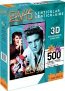 Elvis (Lenticular) - 500pc Jigsaw Puzzle