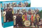 The Beatles - Sgt. Peppers - 1000pc Music Jigsaw Puzzle by Aquarius