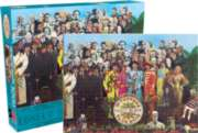 The Beatles - Sgt. Peppers - 1000pc Jigsaw Puzzle by Aquarius