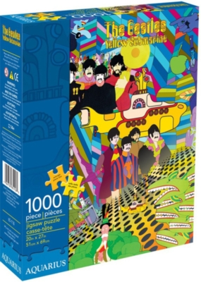 Music Puzzles - The Beatles - Yellow Submarine