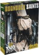 Boondock Saints- Guns - 1000pc Jigsaw Puzzle