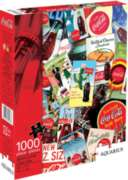 Coca-Cola Puzzles - Coke - Collage