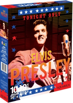 Jigsaw Puzzles - Elvis