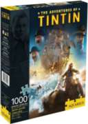 Tintin - 1000pc Jigsaw Puzzle by Aquarius