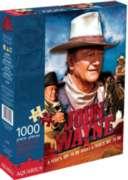 Jigsaw Puzzles - John Wayne