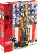 Coca-Cola- Art - 1000pc Jigsaw Puzzle