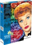 I Love Lucy - Collage - 1000pc Jigsaw Puzzle