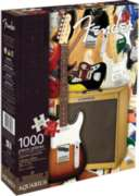 Fender- Collage - 1000pc Jigsaw Puzzle by Aquarius