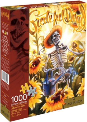 Music Puzzles - Grateful Dead Grower
