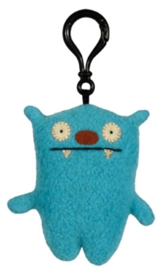 "Big Toe - 4"" Keychain by Uglydoll"