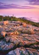 First Light At Cadillac Mountain - 1000pc Jigsaw Puzzle