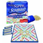 Super Scrabble, Deluxe Edition - Board Game
