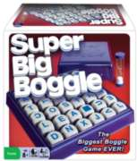 Board Games - Super Big Boggle
