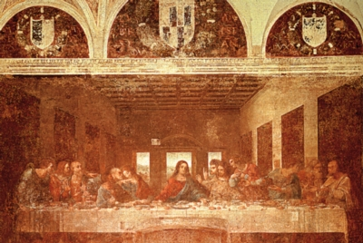 The Last Supper - 1000pc Jigsaw Puzzle by Tomax