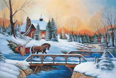 Holiday Outing - 1000pc Jigsaw Puzzle by Tomax