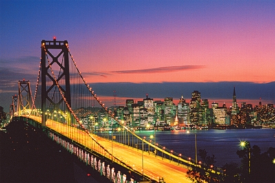 Tomax Jigsaw Puzzles - San Francisco, USA