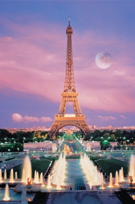 Tomax Jigsaw Puzzles - Paris, France