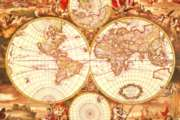 Historical World Map - 1000pc Jigsaw Puzzle by Tomax