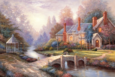 Tomax Jigsaw Puzzles - Peaceful Autumn
