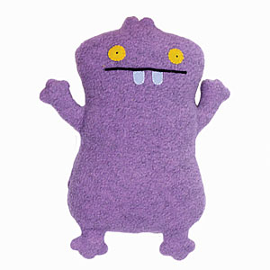 Babo -  7'' Little Uglys by Uglydoll