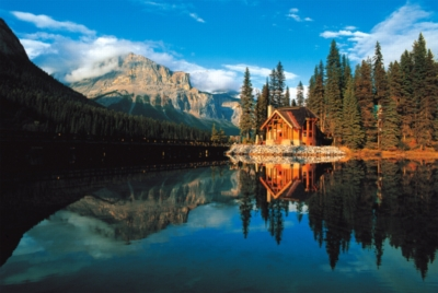 Banff National Park, Canada - 1000pc Jigsaw Puzzle by Tomax