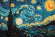 Starry Night - 1000pc Jigsaw Puzzle by Tomax