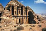Petra, Jordan - 1000pc Jigsaw Puzzle by Tomax