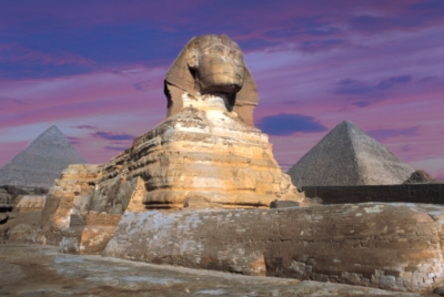 Pyramids Of Giza, Egypt - 1000pc Jigsaw Puzzle by Tomax