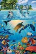 Tomax Jigsaw Puzzles - Island Paradise