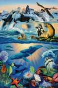 Tomax Jigsaw Puzzles - Underwater Playground