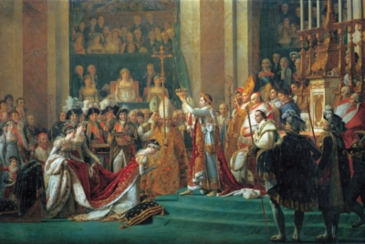 Tomax Jigsaw Puzzles - The Coronation Of Napoleon