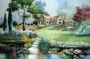 Wild Spring - 1500pc Jigsaw Puzzle by Tomax