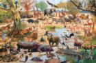 African Paradise - 1500pc Jigsaw Puzzle by Tomax