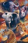 The Big Five - 1500pc Jigsaw Puzzle by Tomax