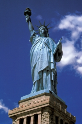 Statue Of Liberty, USA - 1500pc Jigsaw Puzzle by Tomax