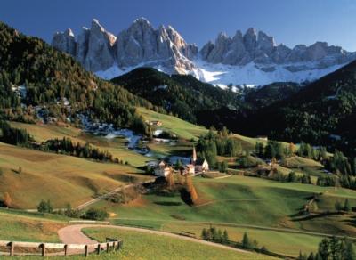 Tomax Jigsaw Puzzles - Dolomiti, Italy