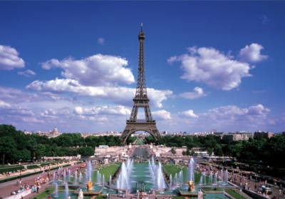 Tower Eiffel, Paris France - 4000pc Jigsaw Puzzle by Tomax