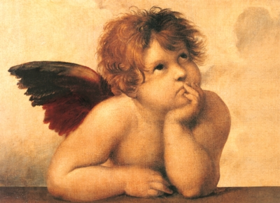 Cherub - 500pc Jigsaw Puzzle by Tomax