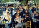 Ball at the Moulin de la Galette, Montmartre - 500pc Jigsaw Puzzle by Tomax