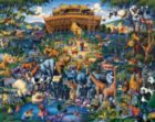 Noah's Ark - 500pc Jigsaw Puzzle by Dowdle