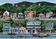 Park City - 500pc Jigsaw Puzzle by Dowdle