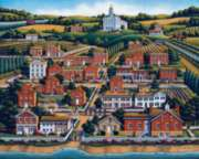 Dowdle Jigsaw Puzzles - Nauvoo