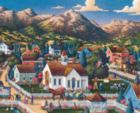 Alpine Summer - 500pc Jigsaw Puzzle by Dowdle