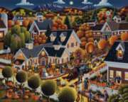 All Hallow's Eve - 500pc Jigsaw Puzzle by Dowdle